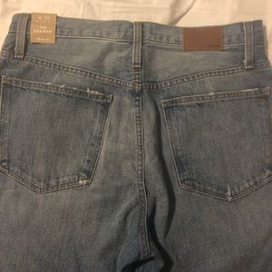 Madewell Jeans - Madewell The Dad Jean Brand New with Tags!